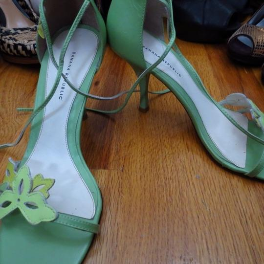 Banana Republic Size 6 Sandals