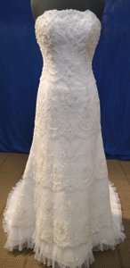 Mori Lee 2215 Wedding Dress