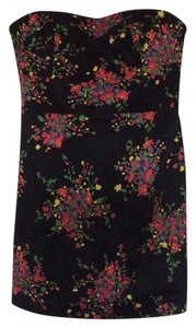 Free People short dress Multi-colored on Tradesy