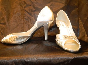 Dyeables Silver Riva Size US 7