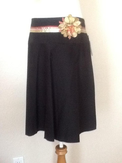 Matty M Skirt Black