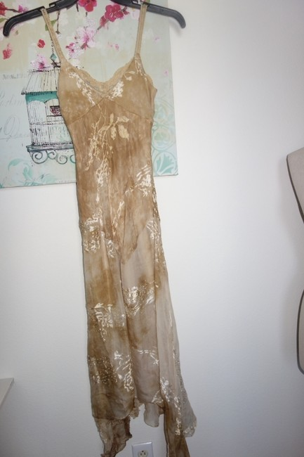 Wang Cocktail Party Dress