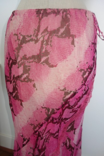 Pink Maxi Dress by Tracy Reese Skirt Skirt Skirt