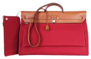 Hermès Hermes Kelly Birkin Travel Shoulder Bag