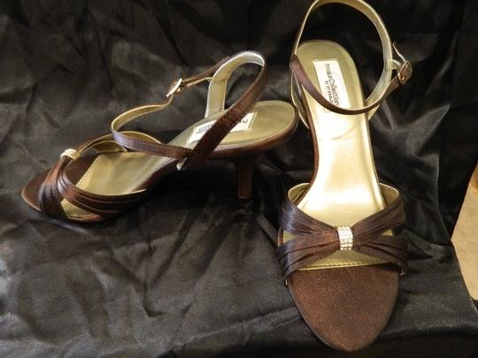 Dyeables Brown Natalie Size US 9