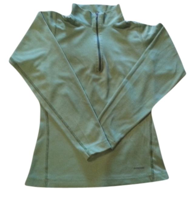 Item - Green Capilene Pullover Activewear Top Size 0 (XS, 25)
