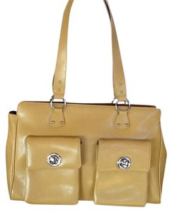Franklin Covey Satchel in Yellow