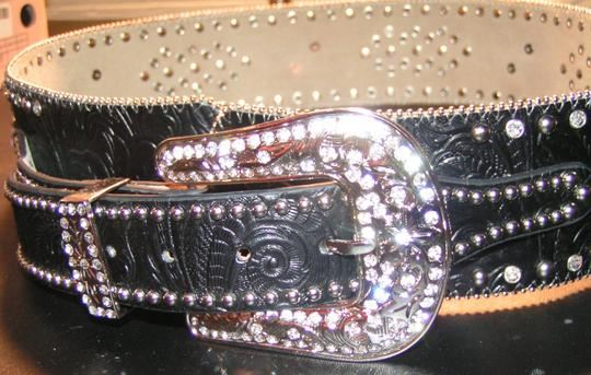 Other Reduced! Western Bling Extra Wide Belt Free Shipping Image 1