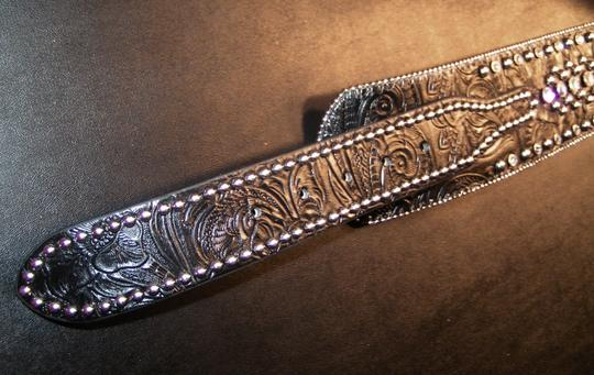 Other Reduced! Western Bling Extra Wide Belt Free Shipping Image 4
