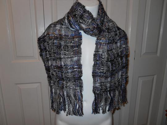 Talbots woven scarf Image 2