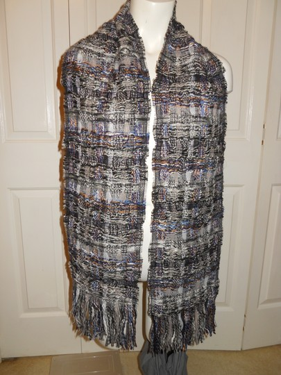 Talbots woven scarf Image 3