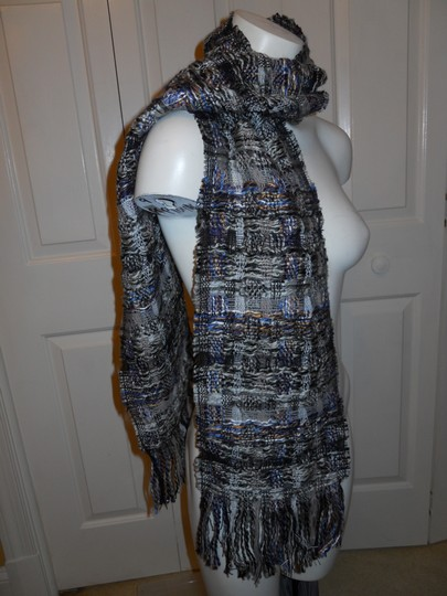 Talbots woven scarf Image 8