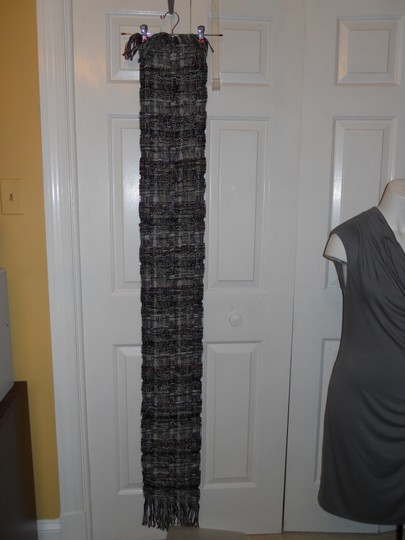 Talbots woven scarf Image 9