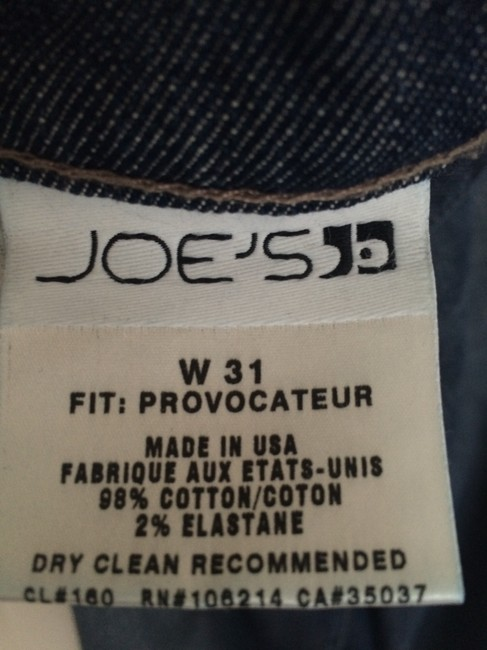 JOE'S Jeans Boot Cut Jeans-Distressed Image 4