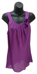 Covington Top Purple