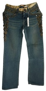 Ariella Straight Leg Jeans-Light Wash