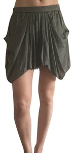 Alexander Wang Dress Shorts kakhi