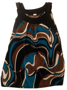 Agenda Medium Stretchy P289 Summersale Top BLACK, BROWN, BLUE