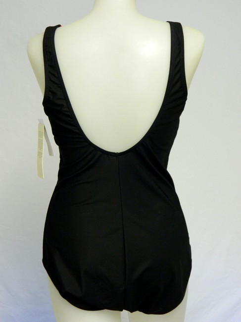 Tropical Honey SWIMSUIT 12 NWT TROPICAL HONEY SLIMMING SHAPE TEXT TWICE HOLDING POWER $84
