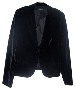 Tahari black velvet Jacket