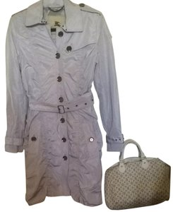 Burberry Trench Rain Dress Coat