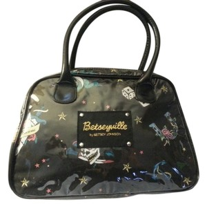 Betsey Johnson Betsey Johnson Betseyville Cosmetics Travel Bag