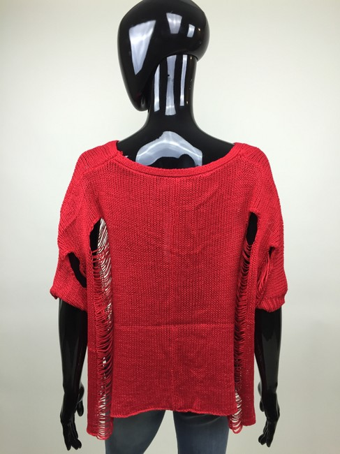 Other Distressed Star Sweater Image 2