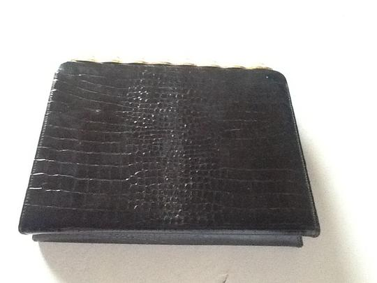 Morley Vintage In Great Candition Black Clutch