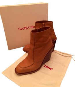 See by Chloé Light brown Boots
