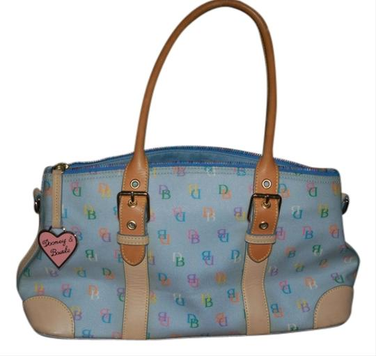 Preload https://img-static.tradesy.com/item/8064571/dooney-and-bourke-shoulder-bag-light-blue-8064571-0-2-540-540.jpg