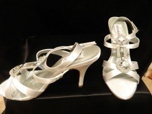 Dyeables Nell Wedding Shoes