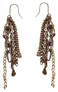 Other Black/Grey/Silver Chain Earrings