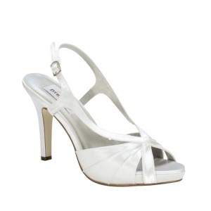 Dyeables Aliyah Wedding Shoes