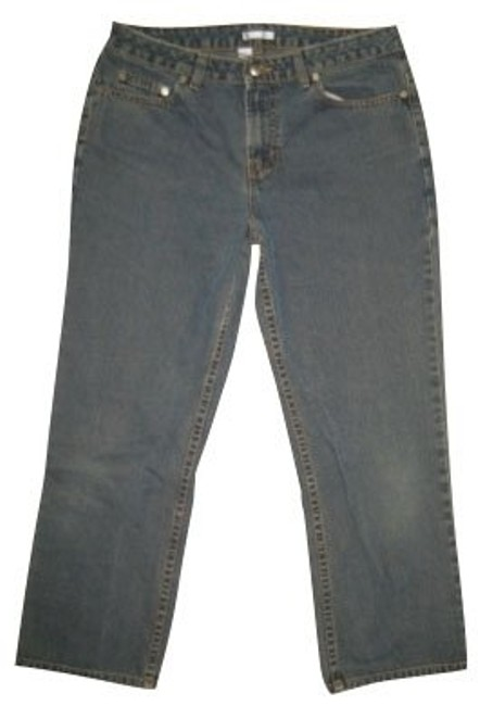 Preload https://item3.tradesy.com/images/halogen-capricropped-jeans-size-32-8-m-807-0-0.jpg?width=400&height=650