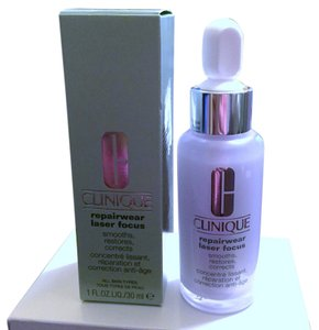 Clinique NEW IN RETAIL BOX - CLINIQUE - REPAIRWEAR LASER FOCUS - 1.0 OZ - FULL SIZE