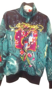 Ed Hardy muti/custom Jacket