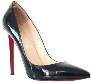 Christian Louboutin Old Pigalle 120mm Patent Leather Classic Louboutins Sexy Louboutins 39 9 Christmas Gifts Black Pumps
