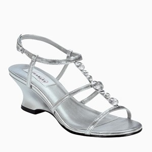Dyeables Silver Chloe Size US 8