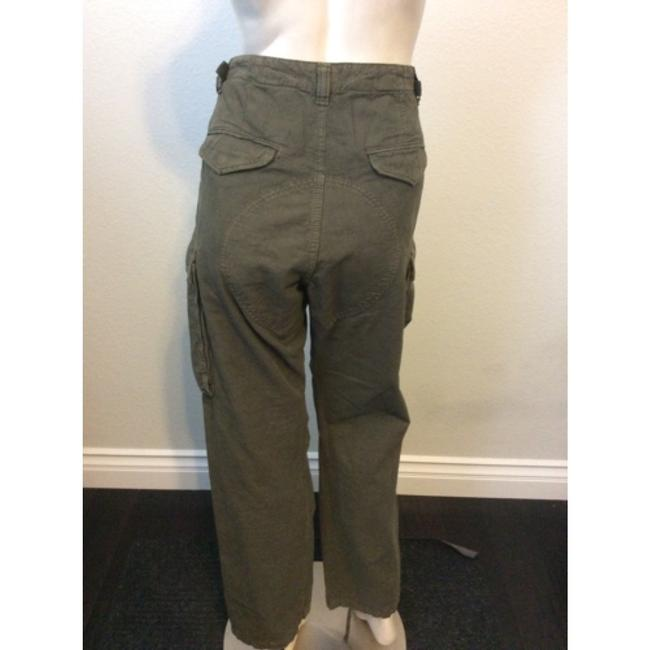 Billy Blues Cargo Pants Green Image 2
