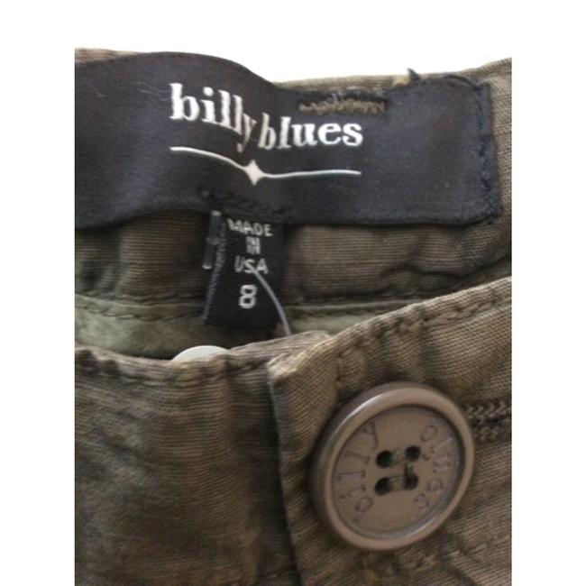 Billy Blues Cargo Pants Green Image 3