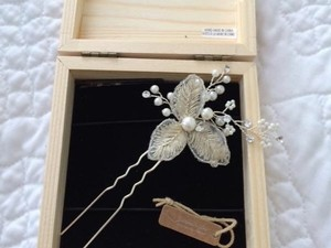 Bhldn Goldleaf Hairpin