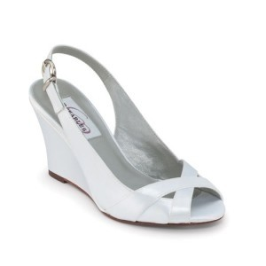 Dyeables White Coleen Size US 9
