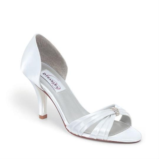 Dyeables Daisy Wedding Shoes