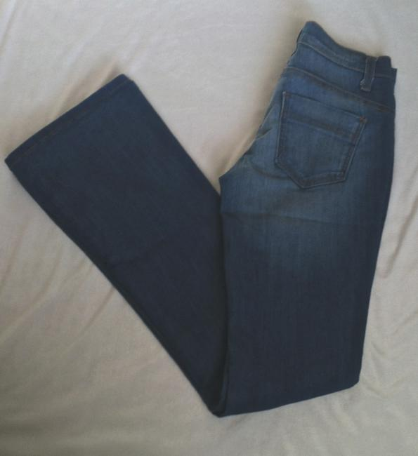 Piper's Distressed Light Weigth Size 1 Jeans Boot Cut Pants