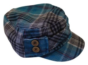 Mudd Plaid Hat