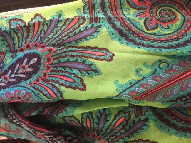 Other Silk Paisley Blue Tunic Image 1