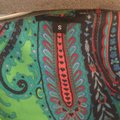Other Silk Paisley Blue Tunic Image 5