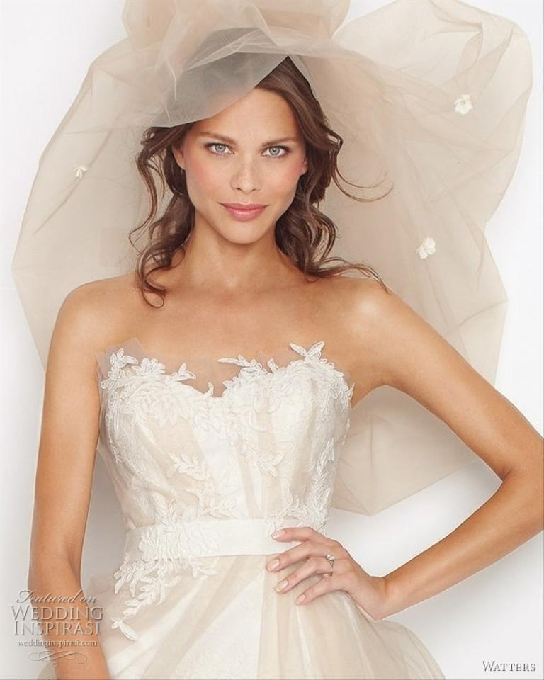 Wedding Dresses  Sydney : Watters bridal sydney b wedding dress tradesy weddings