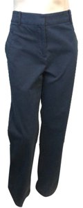 Robert Rodriguez Wide Leg Pants Navy Blue
