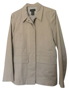 Banana Republic Khaki/Beige Jacket